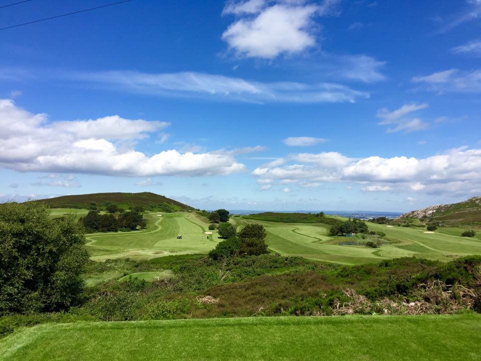 Howth Golf Club Dublin Ireland - - Dublin golf course