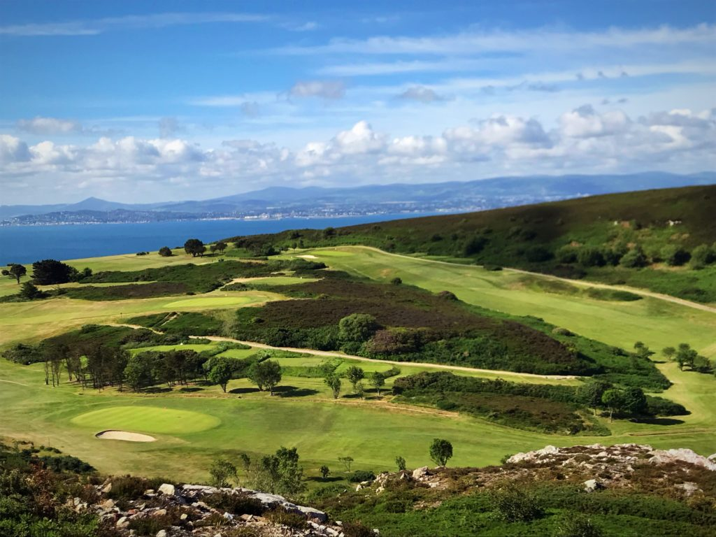 The Stunning Howth Golf Club, Dublin, Ireland