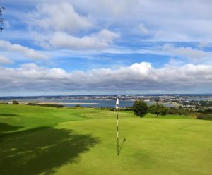 Dublin golf glub course - Howth