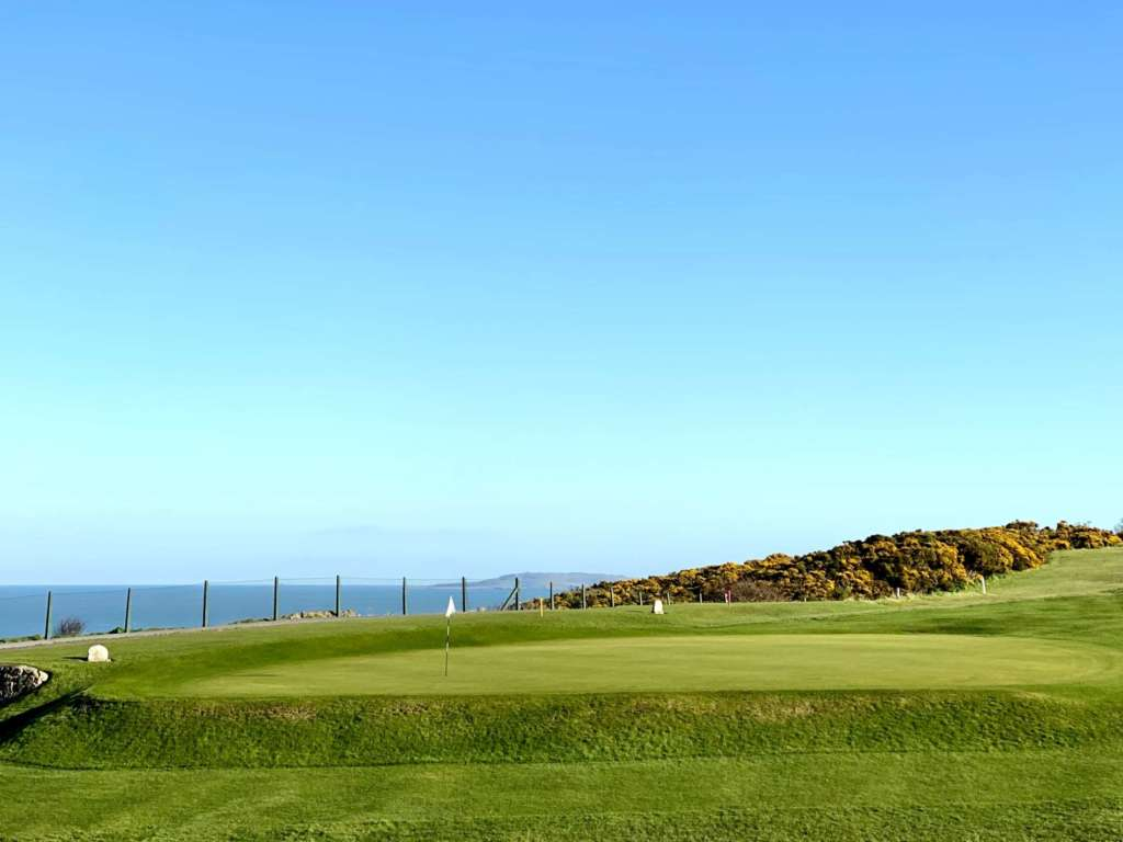 Golf courses near dublin, howth golf Club
