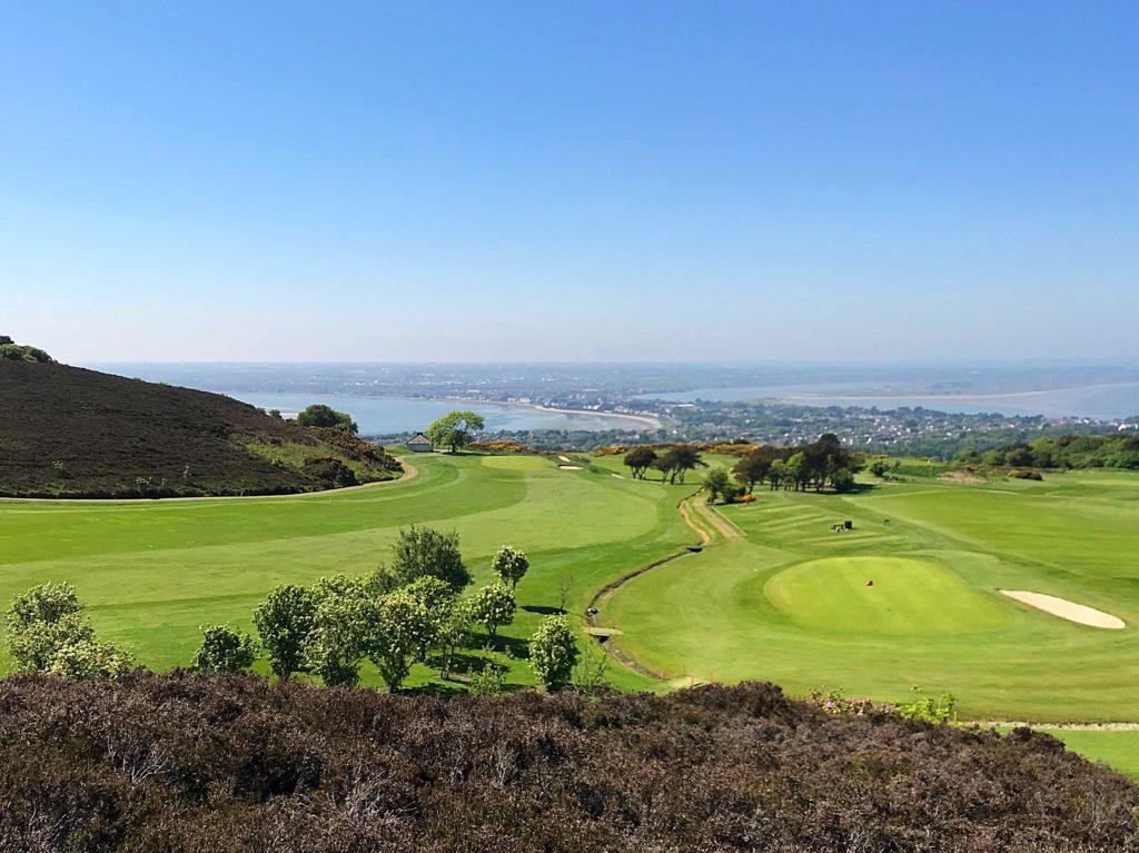 Howth Golf Club, Dublin, Ireland