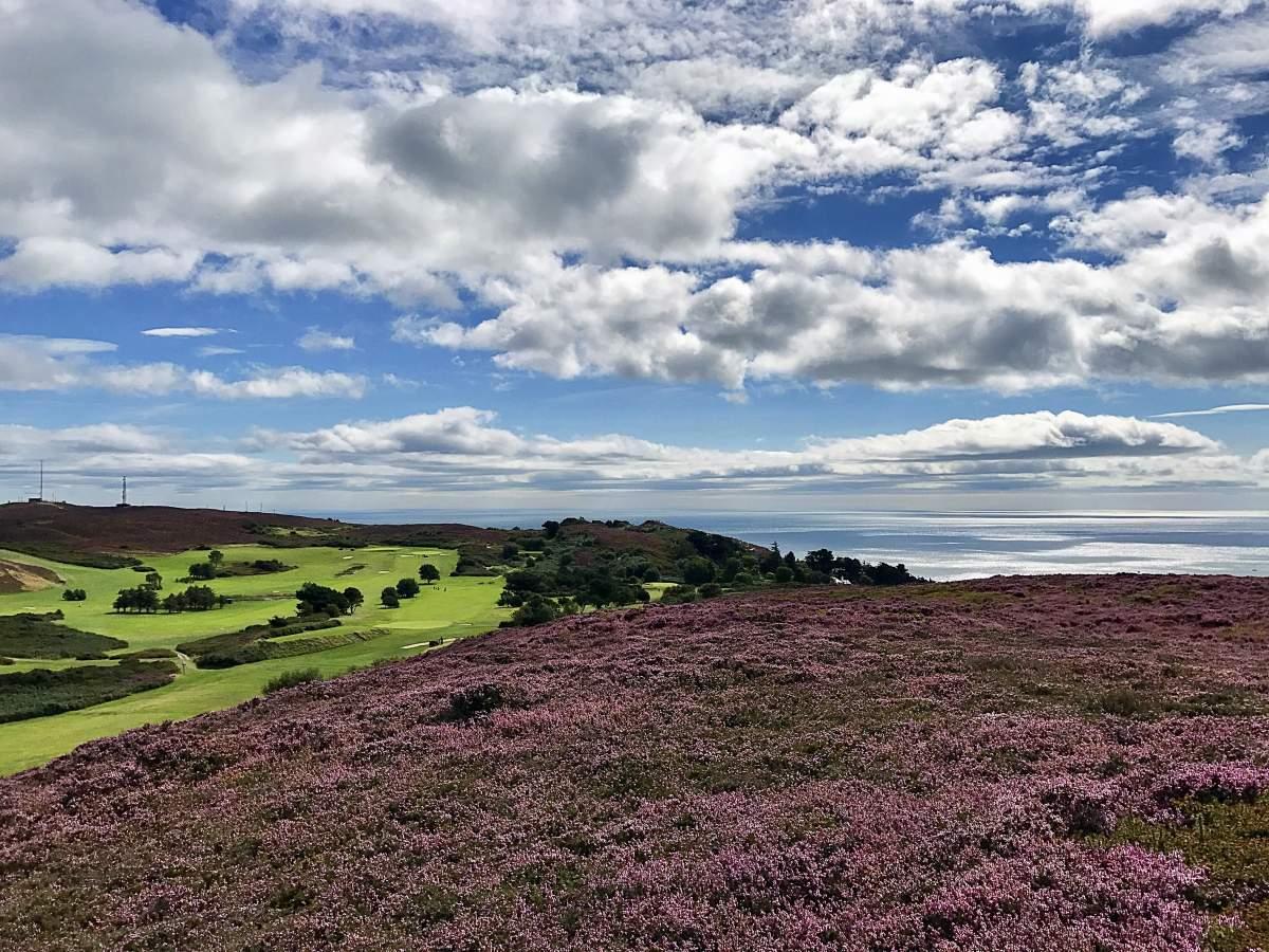 Howth Golf Club - Beauty has an address