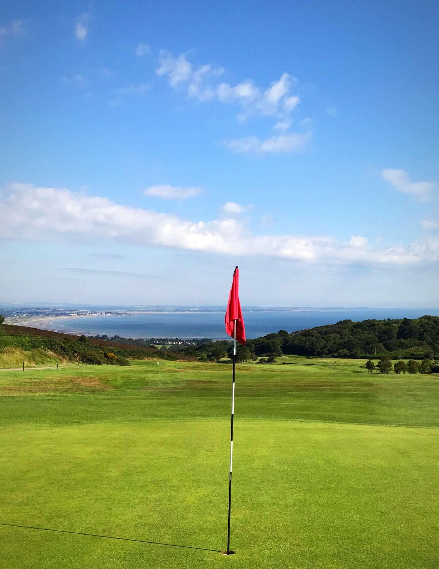 Golf Course Clubhouse Interior Design Ideas: Howth Golf Club Dublin