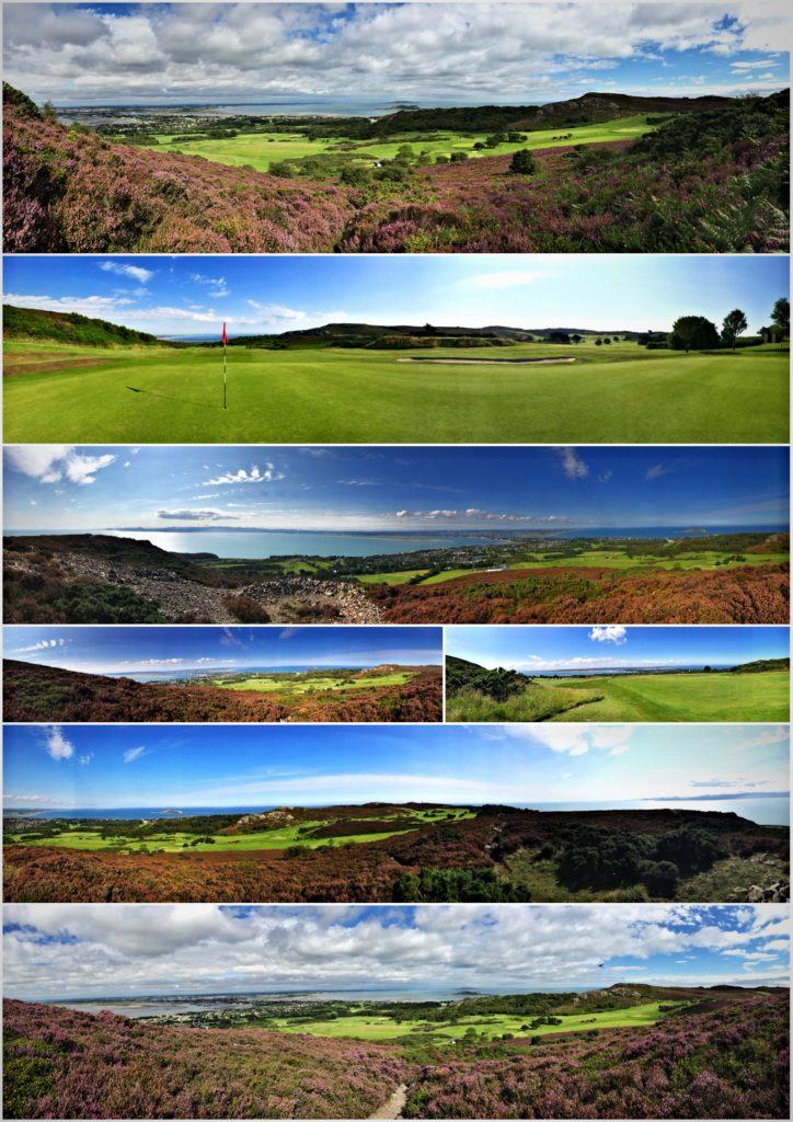 Howth Golf Club Dublin Views