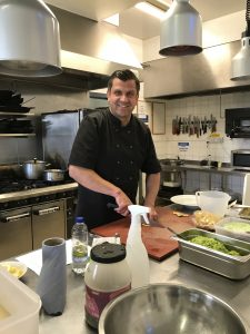 Howth Golf Club Head Chef - Marcel