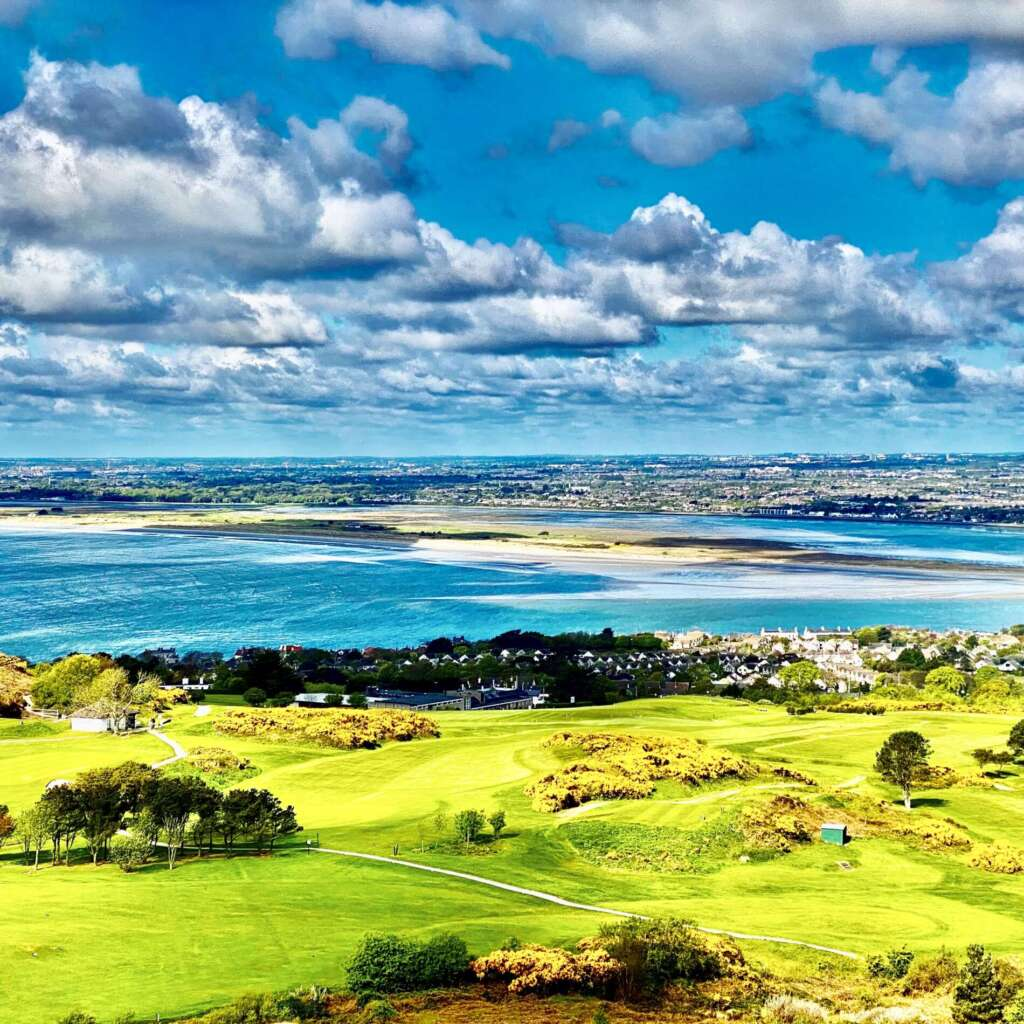 Howth Golf Club Dublin Ireland, Golf Courses in Dublin