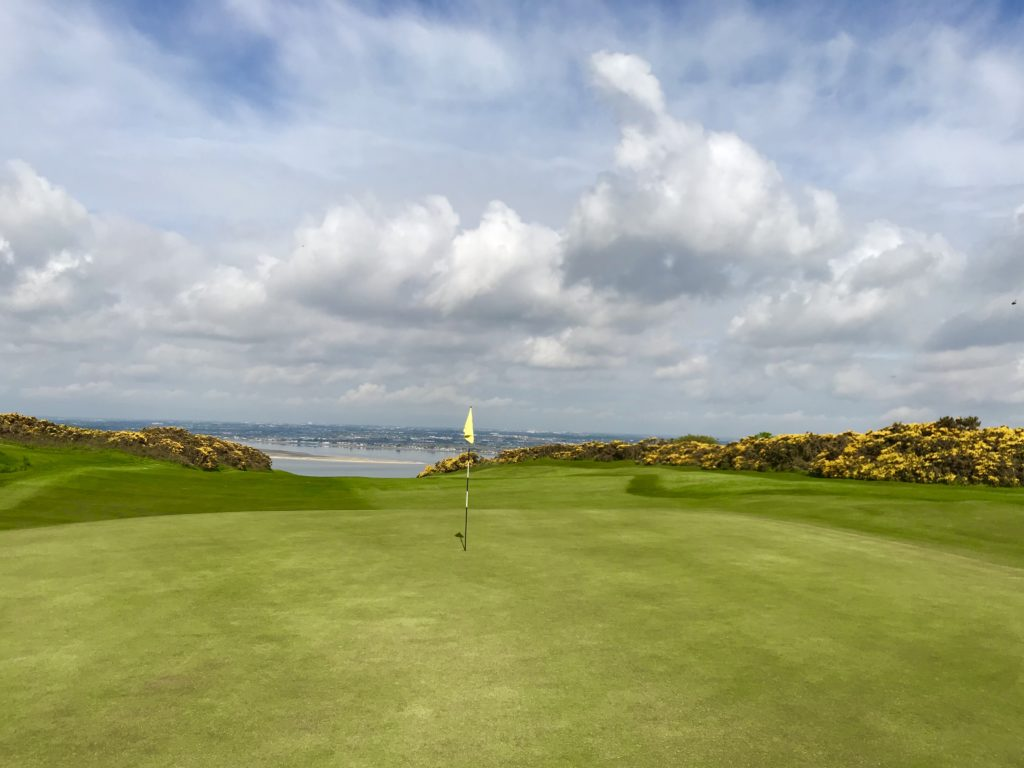Howth Golf Club summer 2018