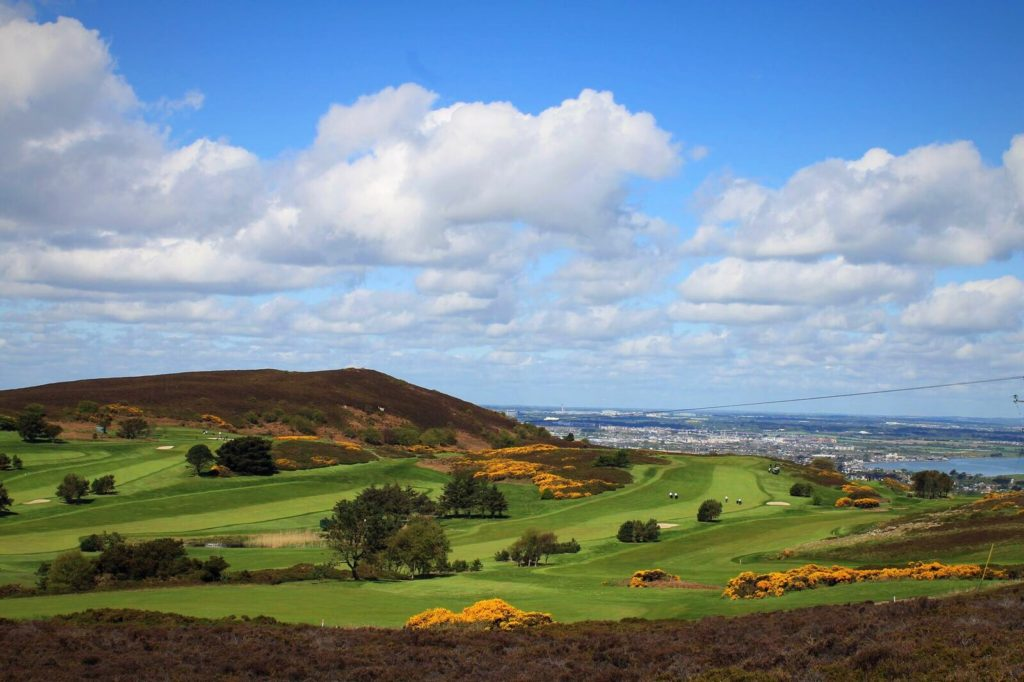 Howth Golf Club, Dublin, Ireland, Summer 2018