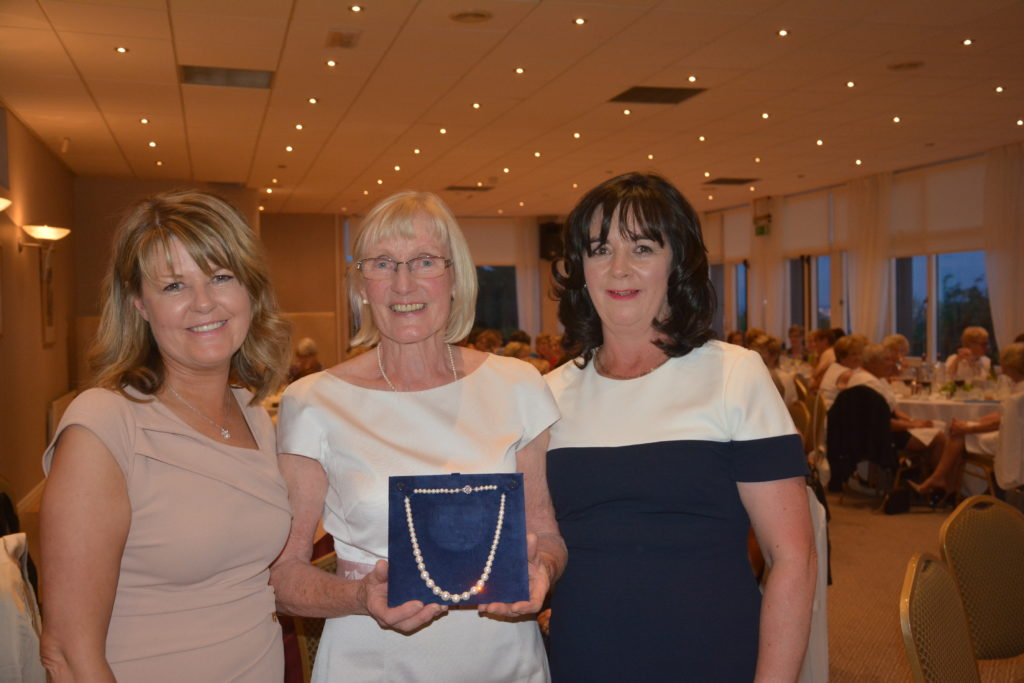 Howth Golf Club Louise Mahon, Best Gross