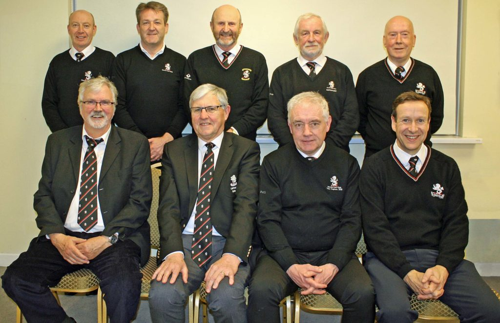 Howth Golf Club Men's Committee 2018