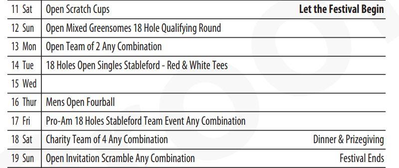 Howth Golf Club, Dublin Golf Course Open Fixtures