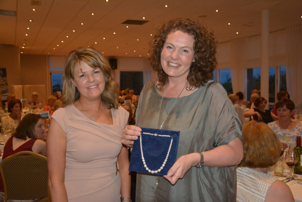 Howth Golf Club, Runner Up with 70 pts; Kate Brosnan (14)