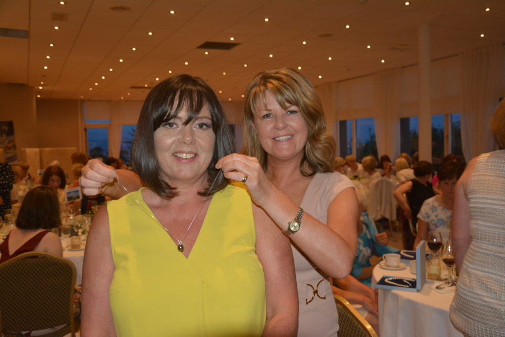 Howth Golf Club, Winner of Lady Captains' Prize