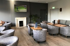 Howth Golf Club Bar