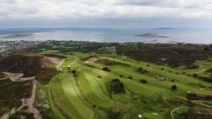 Golf Courses in Dublin, Howth Golf Club