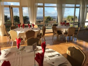 Dining at Howth Golf Club's Restaurant