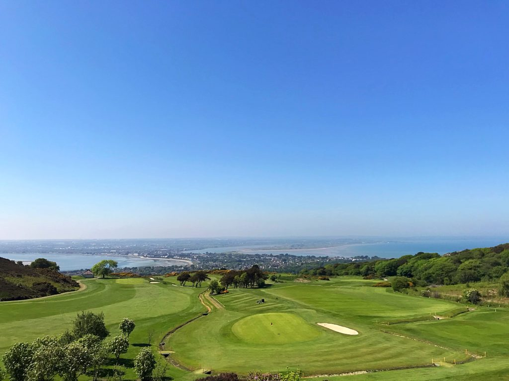 Howth Golf Club, Dublin Ireland Summer