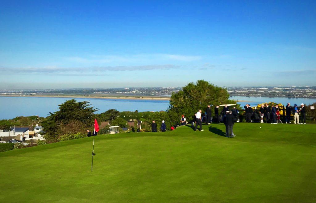 Howth Golf Club, The winning team