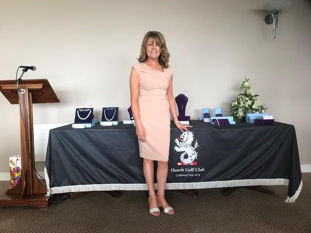 Howth Golf Club Lady Captain 2018