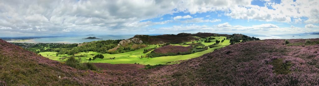 Stunning Howth Golf Club, Leading Golf Course in Dublin ireland