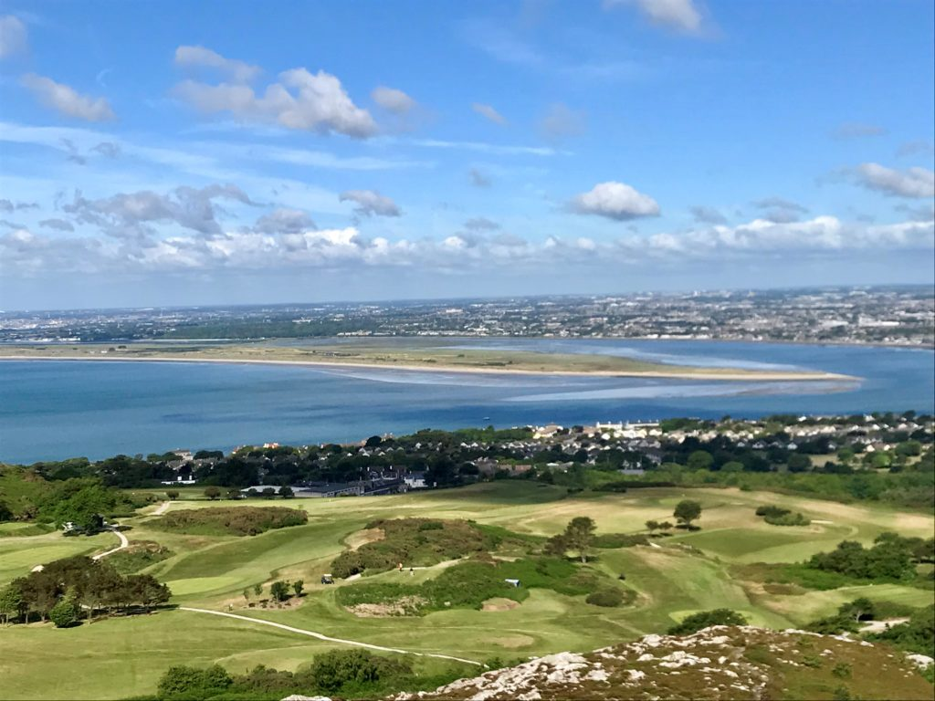 dublin golf, Howth Golf Club, Stunning